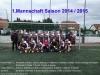 1.Mannschaft Saison 2014/2015